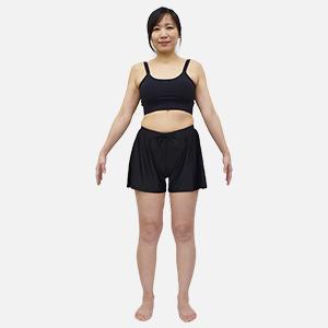 40代女性のシェイプ & 姿勢改善